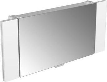 Зеркальный шкаф 140x61см с подсветкой Keuco EDITION 11 21102171201