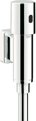 Смывное устройство для писсуара, хром Grohe TECTRON Rondo 37421000