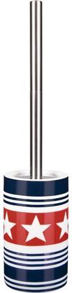 Ёрш для туалета с фарфоровой подставкой Spirella WAINSCOTT 1017606