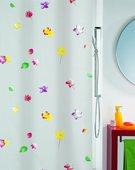 Штора для ванны 180x200см мультиколор Spirella ALOHA 1042352