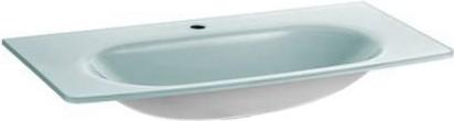 Стеклянный умывальник, 950x504мм Keuco ELEGANCE 31680900901