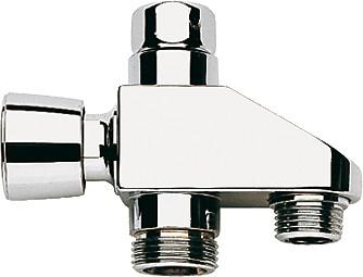 Принадлежность для смесителя переключатель, хром Grohe 29736000
