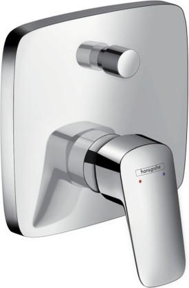 Наружная часть смесителя для ванны (к ibox universal), хром Hansgrohe Logis 71405000