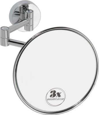 Зеркало косметическое настенное, диаметр 140мм, Bemeta 112101521