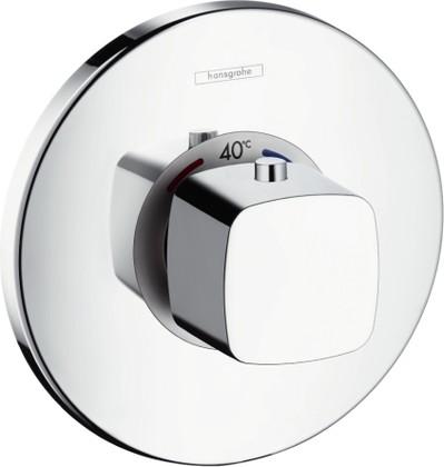 Термостат встраиваемый без встраиваемого механизма, хром Hansgrohe Ecostat E 31570000