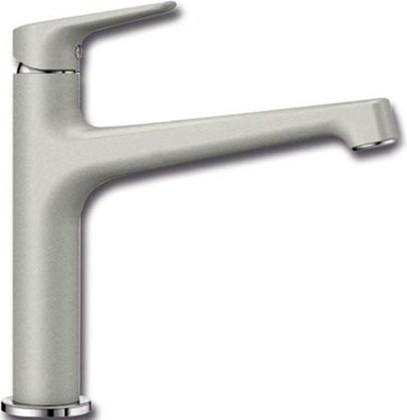 Смеситель кухонный однорычажный с высоким изливом, жемчужный Blanco FELISA 520335