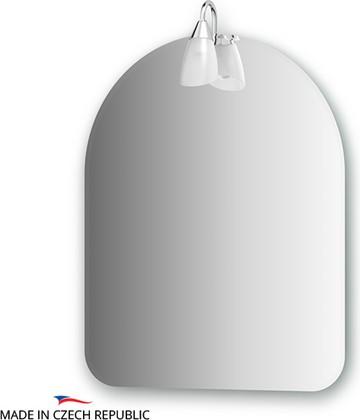 Зеркало со светильником 55х70см Ellux CLA-A1 0002