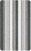 Коврик для ванной 60x90см серо-чёрный Kleine Wolke ALABAMA 5523120556
