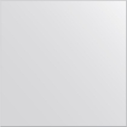 Зеркало 80x80см с фацетом 5мм Evoform BY 0221