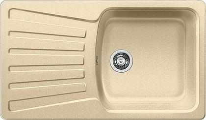 Кухонная мойка оборачиваемая с крылом, гранит, шампань Blanco NOVA 5 S 513912