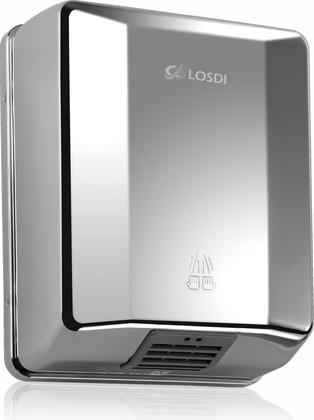 Сушилка для рук автоматическая, хром LOSDI CS-400X-L