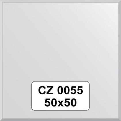 Зеркало для ванной 50x50см с фацетом 10мм FBS CZ 0055