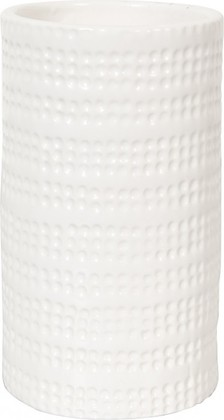 Стакан керамический белый Spirella VENISE 4007032
