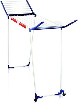 Сушка для белья напольная на колесиках, 18м Leifheit Maxx Mobile 81656