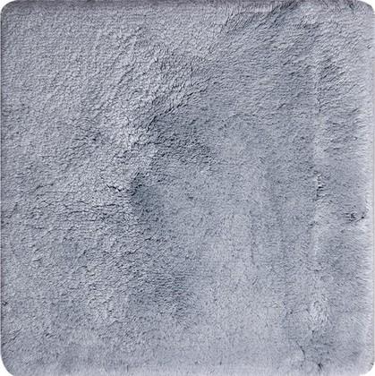 Коврик для ванной 60x60см светло-серый Grund CALO 2623.64.7271