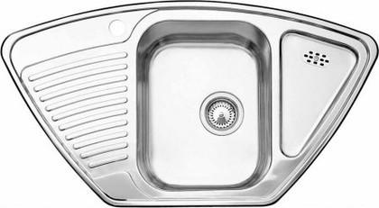 Кухонная мойка крыло слева, нержавеющая сталь матовой полировки Blanco TIPO 9 E 511582