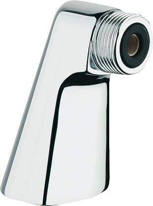 Крепеж для вертикального монтажа смесителей или термостатов на бортик, DN 15 Grohe 12030000