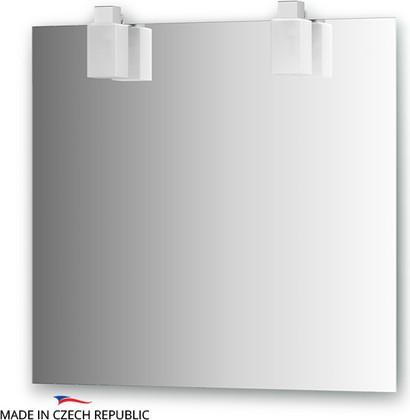 Зеркало со светильниками 80х75см Ellux RUB-A2 0211