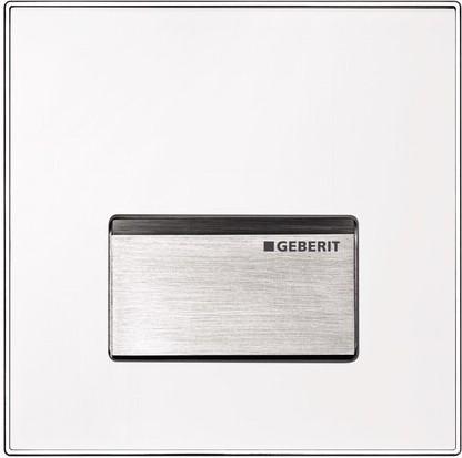 Пневматическая система управления смывом для писсуара, рама белая «Alpine» Geberit Sigma50 116.016.11.5