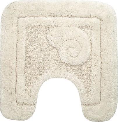 Коврик для туалета 50x50см натуральный Spirella ESCARGOT 1041083