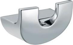 Крючок для полотенец двойной, хром Keuco ELEGANCE 11613010000