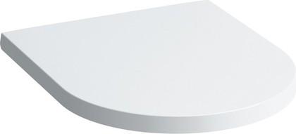 Сиденье для унитаза с крышкой и системой плавного опускания Laufen KARTELL 8.9133.1.000.000.1