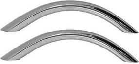 Ручки для стальных ванн, 2шт., хром Roca PRINCESS 291110000