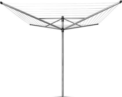 Сушилка для белья уличная для установки в грунт, 50м Lift-O-Matic Brabantia 310966