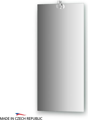 Зеркало 35х75см со светильником Ellux CRY-B1 0202