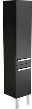 Шкаф-пенал напольный с подсветкой, левый 35x34x186см Verona Lusso LS313L