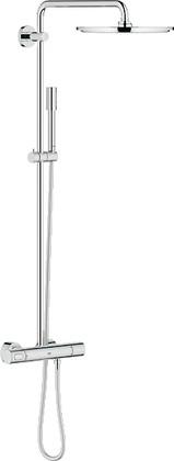Душевая система поворотная с термостатом, хром Grohe RAINSHOWER System 310 27966000