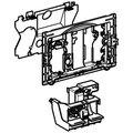 Радиоуправляемый привод смыва для унитаза с поручнем для инвалидов, 230B Geberit 115.897.00.1