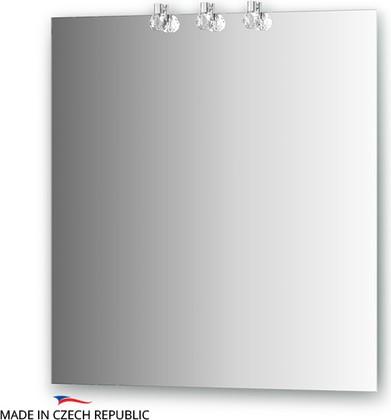 Зеркало 70х75см со светильниками Ellux CRY-D3 0209