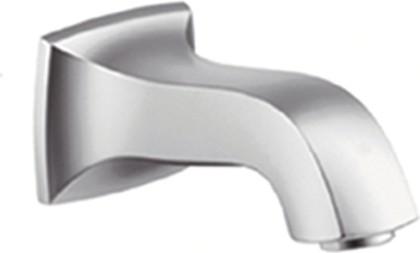 Излив для ванны, хром Hansgrohe Metris Classic 13413000