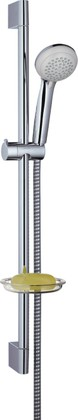 Душевой гарнитур, 2 вида струи, хром Hansgrohe Crometta 85 Vario / Unica'Crometta 27764000