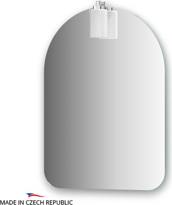 Зеркало со светильником 50х70см Ellux TAN-A1 0104