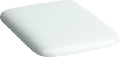 Сиденье для унитаза с крышкой, антибактериальным покрытием и микролифтом Laufen PALACE 8.9170.0.300.000.1