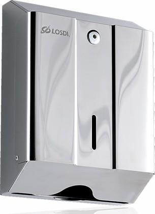 Держатель бумажных полотенец настенный LOSDI CO-0104F-L