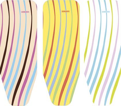 Чехол для гладильной доски 125x38см на защёлке Leifheit Cotton Classic M 72321