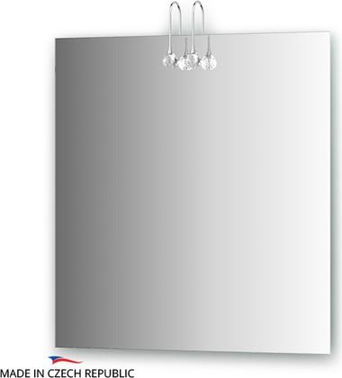 Зеркало 70х75см со светильниками Ellux CRY-C2 0209