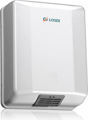 Сушилка для рук автоматическая, белая LOSDI CS-200X-L