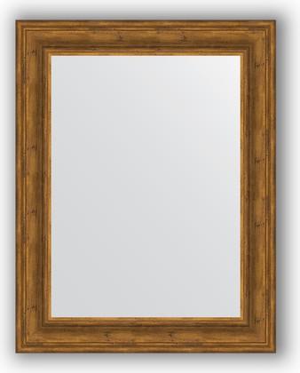 Зеркало в багетной раме 72x92см травленая бронза 99мм Evoform BY 3189