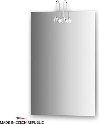Зеркало 50х75см со светильниками Ellux CRY-C2 0205