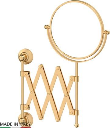 Зеркало косметическое, матовое золото 3SC STI 320