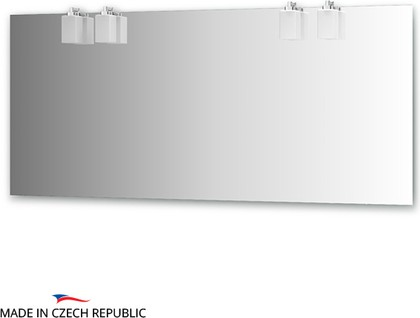 Зеркало со светильниками 170х75см Ellux BOL-A4 0220
