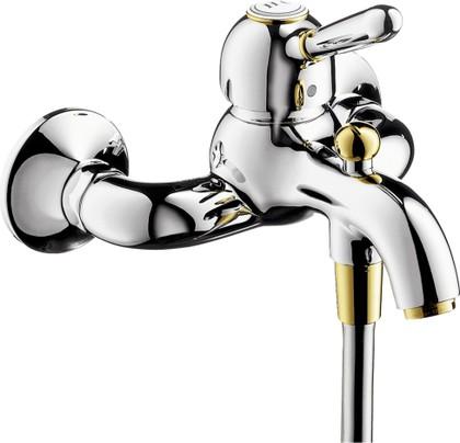 Смеситель для ванны однорычажный с изливом, хром Hansgrohe Axor Carlton 17410000