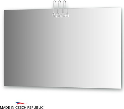 Зеркало 120х75см со светильниками Ellux CRY-C3 0215
