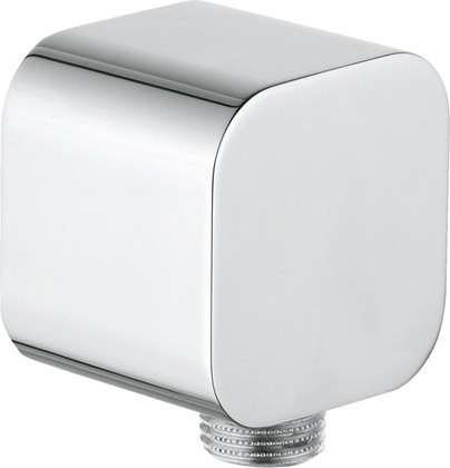 Подключение душевого шланга стандартное, хром Kludi A-QA 6554305-00