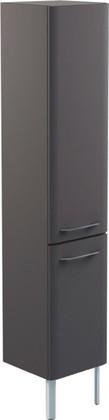 Шкаф-пенал напольный, 2 двери, левый, 35x34x186см Verona Moderna MD312L
