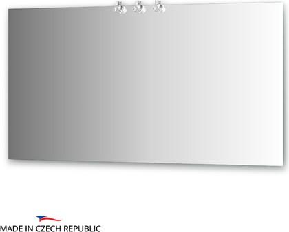Зеркало со светильниками 140х75см Ellux CRY-D3 0217